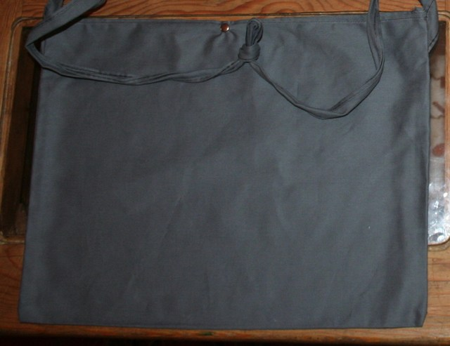 musette gris oscura