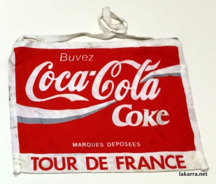musette tour france tdf coca cola coke