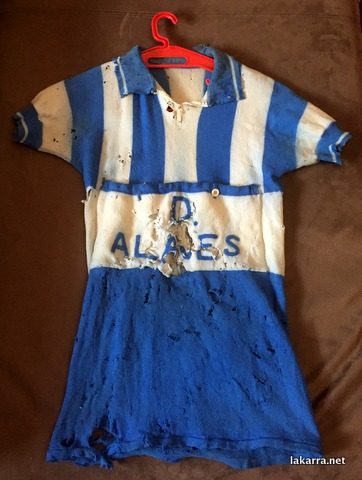 maillot 1930 gd alaves