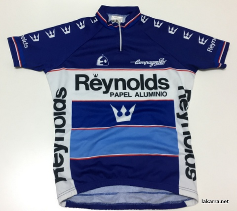 maillot 1984 reynolds