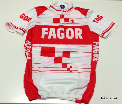 maillot 1985 fagor