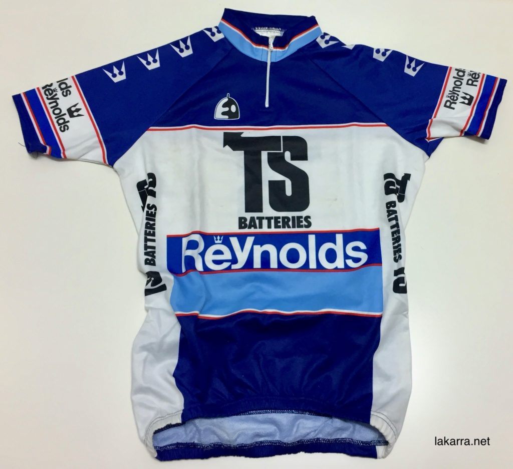 maillot 1985 reynolds ts batteries