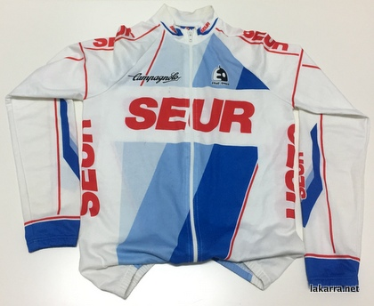 maillot 1988 seur campagnolo bic
