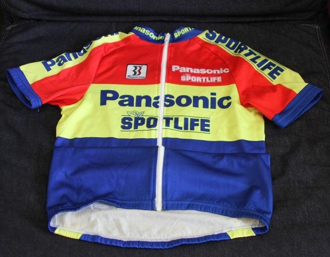 maillot 1990 panasonic sportlife