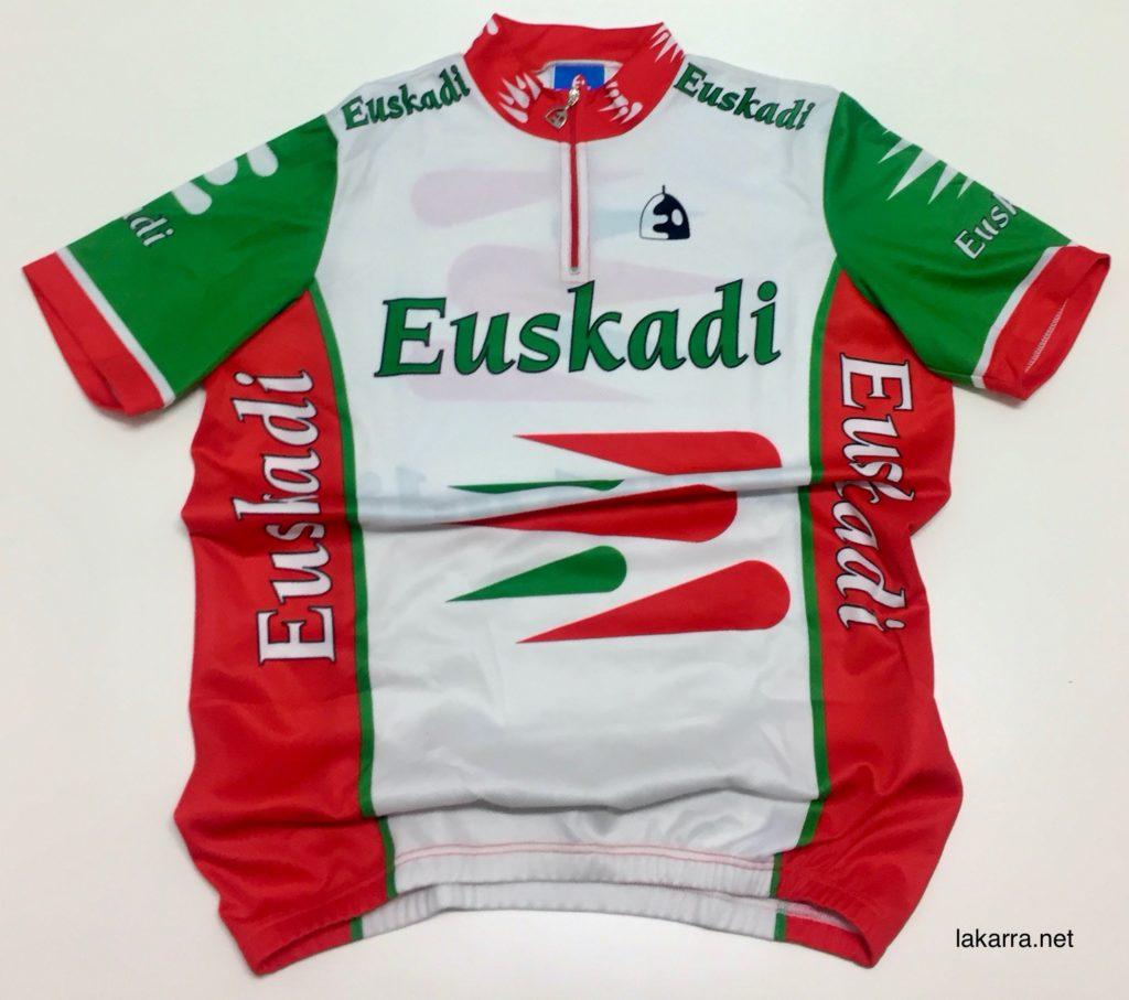 maillot 1994 euskadi etxe ondo