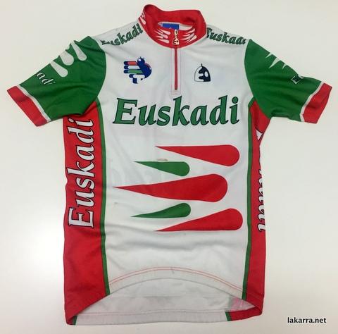 maillot 1995 euskadi orbea ajuria