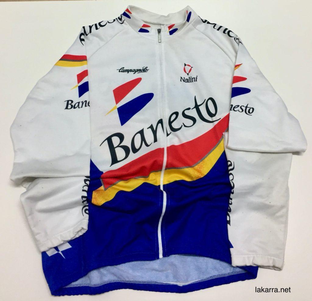 maillot 1998 banesto