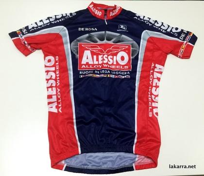 maillot 2001 alessio