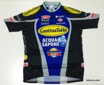 maillot 2001 cantina tollo acqua sapone