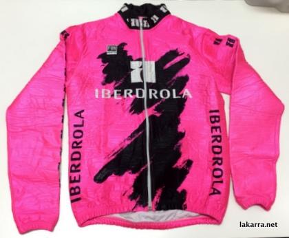 maillot 2001 iberdrola chaqueta