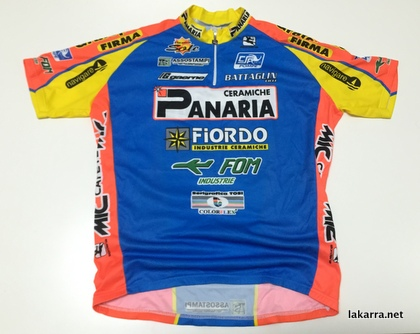maillot 2001 panaria fiordo