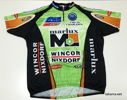 maillot 2003 marlux wincor nixdorf