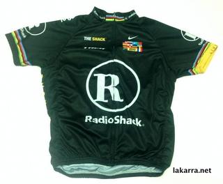 maillot 2010 radio shack tdf