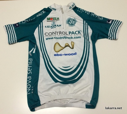 maillot 2011 controlpack