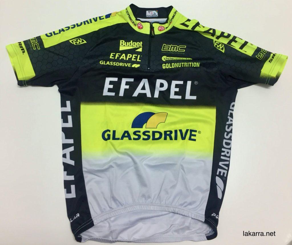 maillot 2012 efapel glassdrive