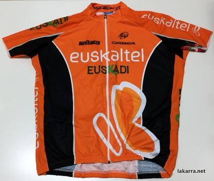 maillot 2013 euskaltel euskadi