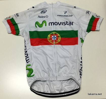 maillot 2013 rui costa movistar portugal