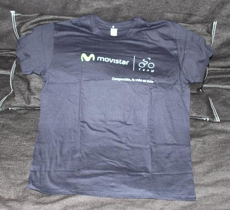 t shirt 2012 movistar