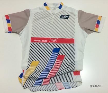 maillot 1987 bicicletas bh