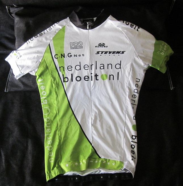 maillot 2011 nederland bloeit marianne vos