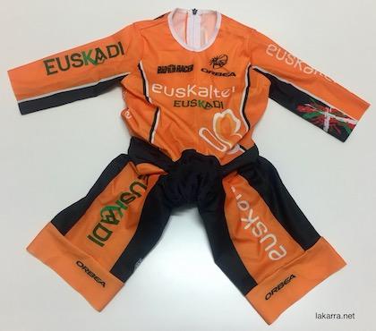 maillot 2013 euskaltel euskadi buzo