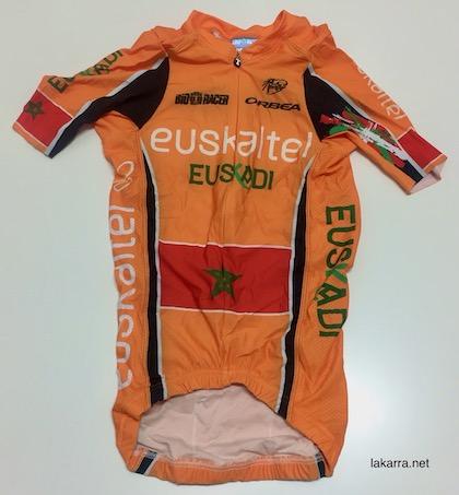 maillot 2013 euskaltel euskadi tarif chaoufi