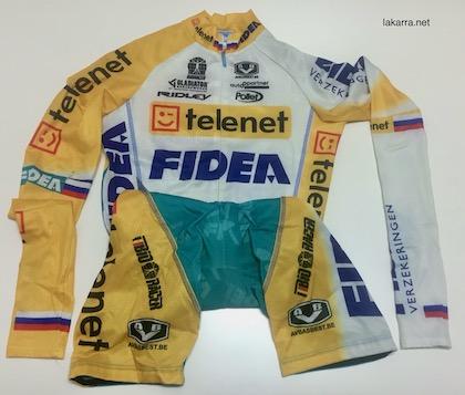 maillot 2015 telenet fidea petr dlask