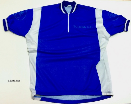 maillot 1990 tolosa