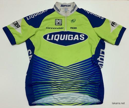 maillot 2007 liquigas