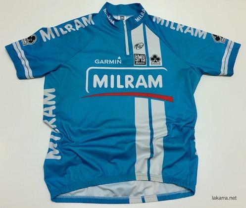 maillot 2008 milram