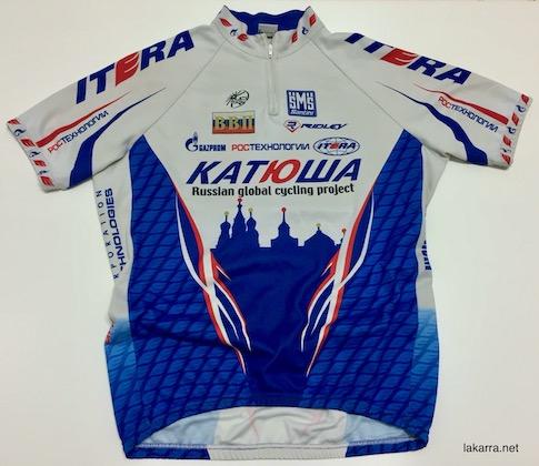 maillot 2009 katusha katiowa