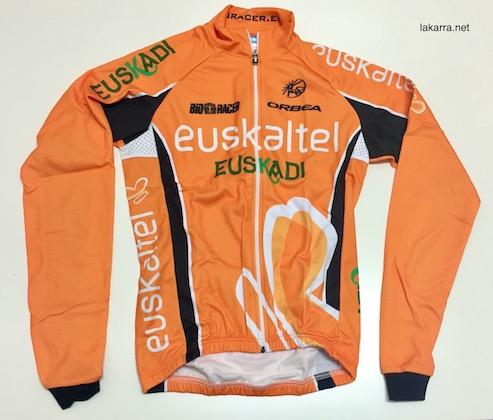 maillot 2013 euskaltel euskadi chaqueta