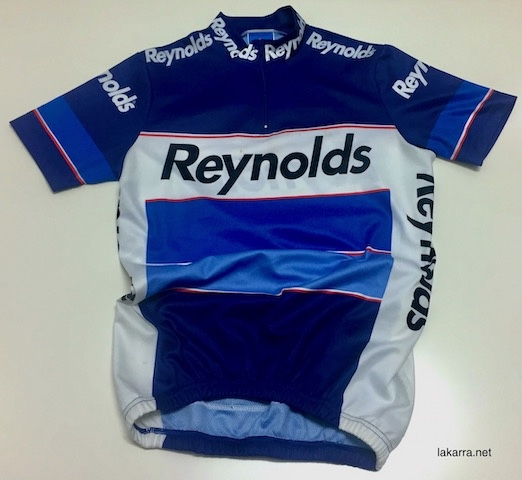 maillot 1983 reynolds amateur