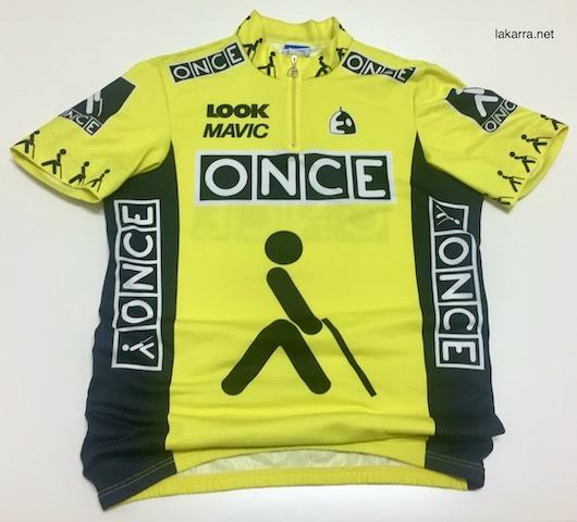 maillot 1989 once mavic