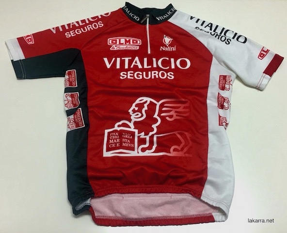 maillot 1998 seguros vitalicio grupo generali