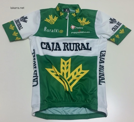 maillot 2004 caja rural amateur