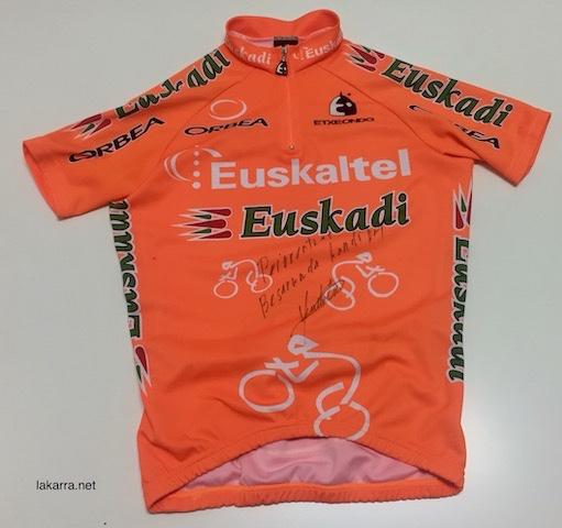 maillot 2005 euskaltel euskadi landaluze