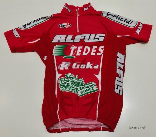 maillot 2006 alfus tedes goka