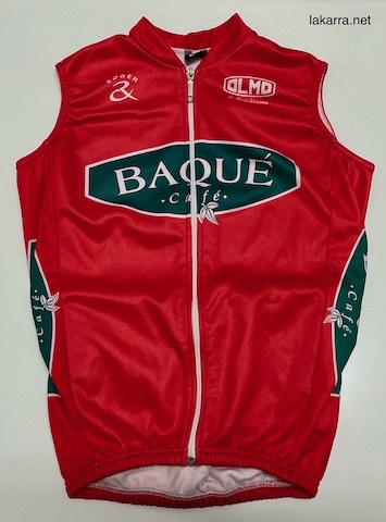 maillot 2006 baque chaleco