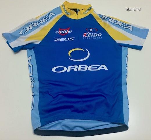 maillot 2010 orbea