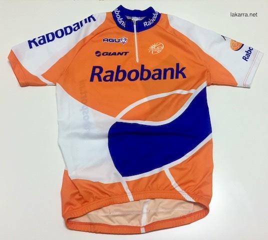 maillot 2010 rabobank