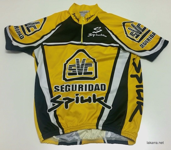 maillot 2010 svc seguridad spiuk