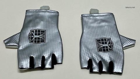 guantes 2013 euskaltel bioracer gris