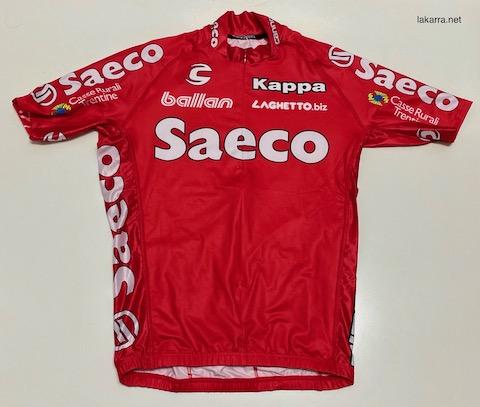 maillot 2004 saeco