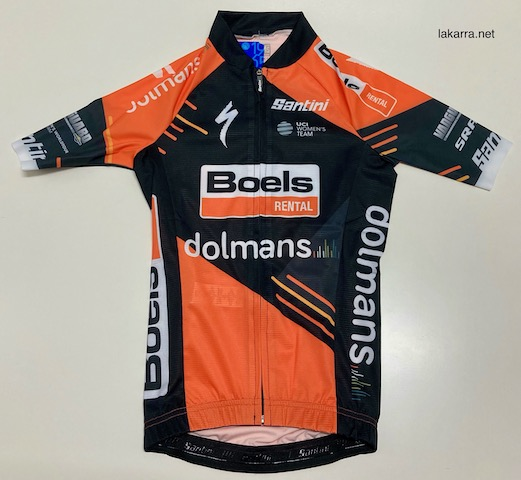 maillot 2020 boels dolmans