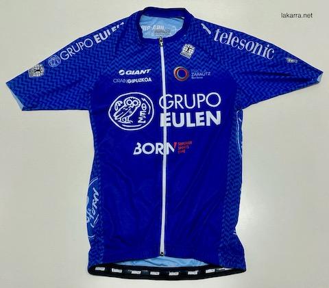 maillot 2020 grupo eulen jlopez