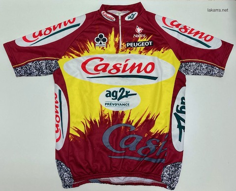 maillot 1998 casino ag2r