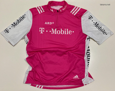 maillot 2004 t mobile