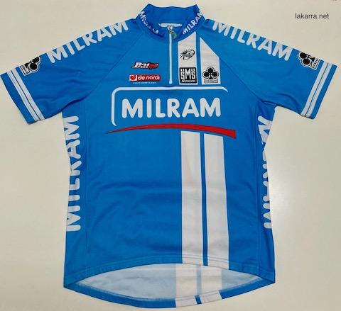 maillot 2007 milram
